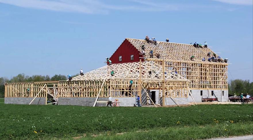 Amish Craft Barn