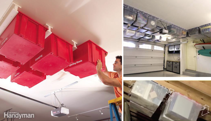 Family Handyman Custom Garage Storage: Designing For An Organized Garage, Part 1: Using The