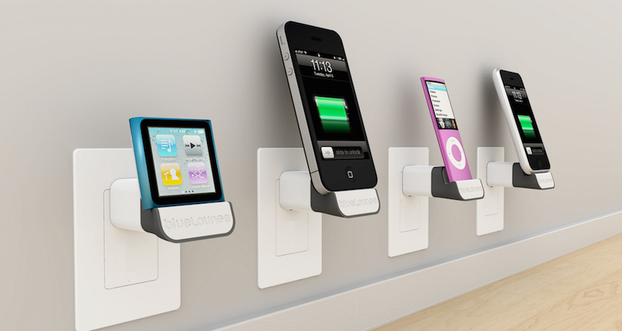 Organized Charging For Mobile Devices