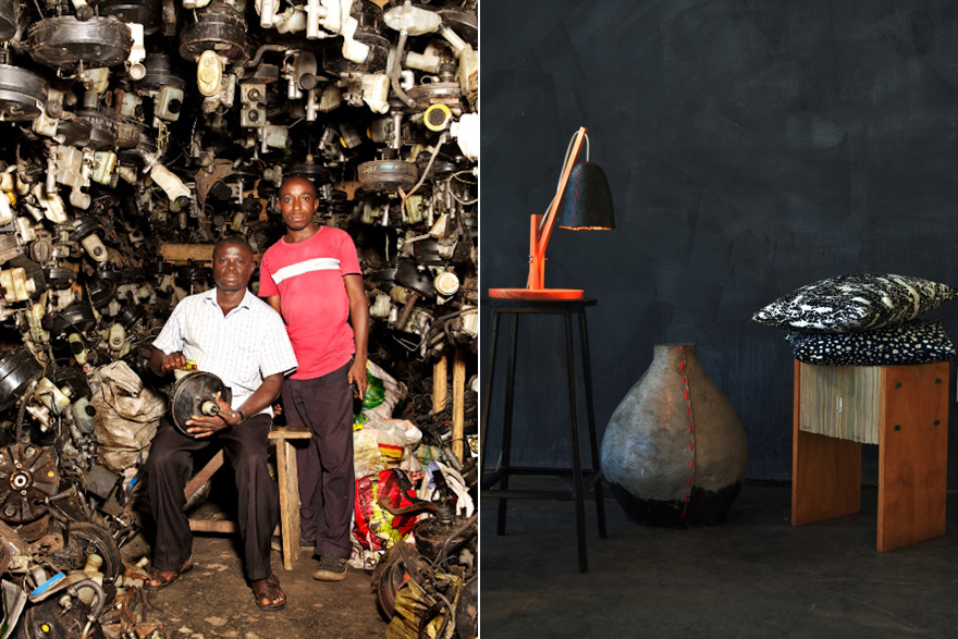 58e475de02d At DesignIndaba.com, you'll find a treasure trove of stories about African  makers and creators with a singular, make-do approach to materiality, ...