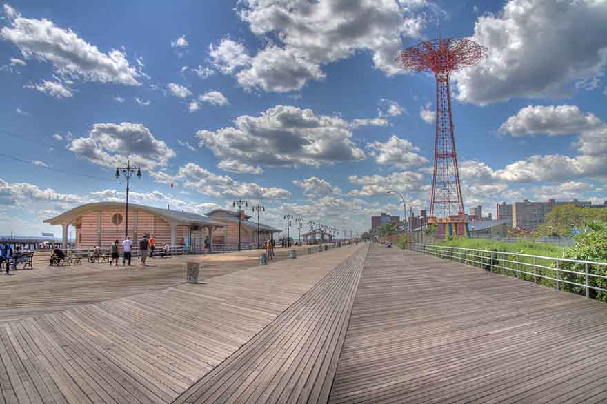 Coney Island City Of Fire