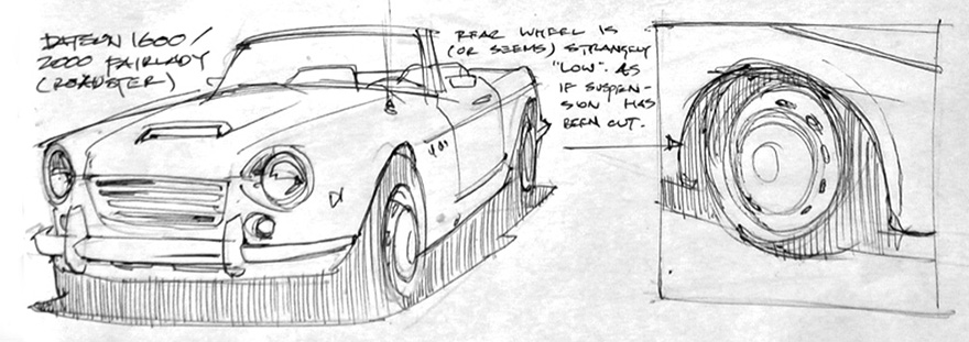 This is How a Sketch-Happy Industrial Designer Shops for a Vintage ...