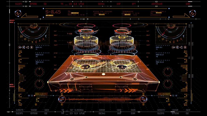 Fantastical Ui Design From Sci Fi Movies Core77