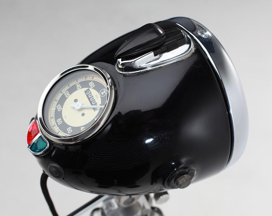 Repurposing Old Headlights Into Lamps Core77