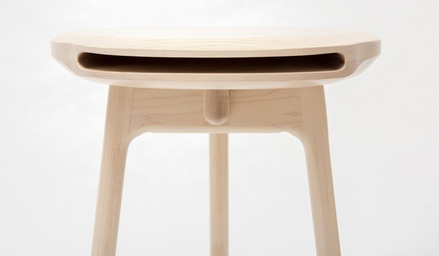 Some Users May Need Just A Small Amount Of Storageu2014enough For A Magazine Or  A Tablet, For Example. The Stool Andy From Loïc Bard Is A Design That Would  Meet ...