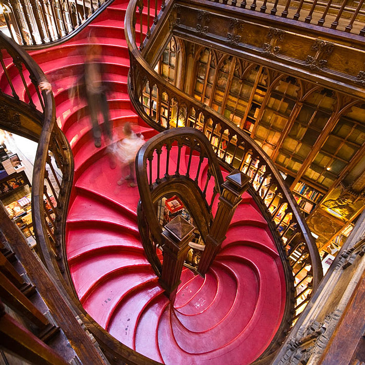 The Worldu0027s Most Beautiful Staircase Is In Portugal   Core77