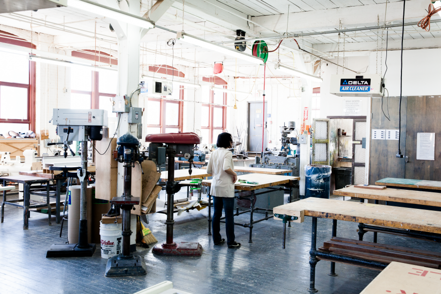 Awesome Tour Four Design School Workshops With Core77