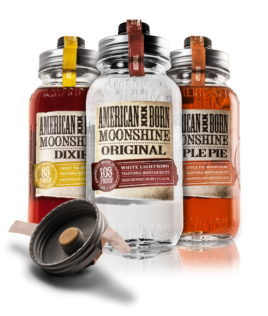 American Born Moonshine - by Flowdesign / Core77 Design Awards