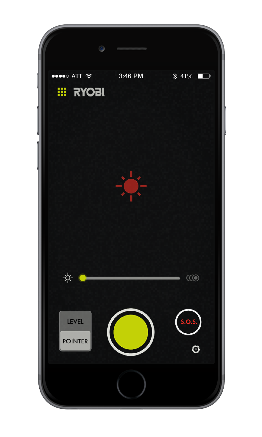 RYOBI: PHONE WORKS APP - by [x]cube labs / Core77 Design Awards
