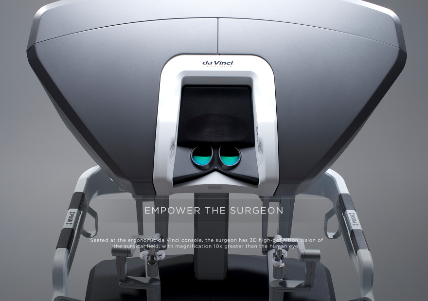 Da Vinci 174 Xi Surgical System By Intuitive Surgical