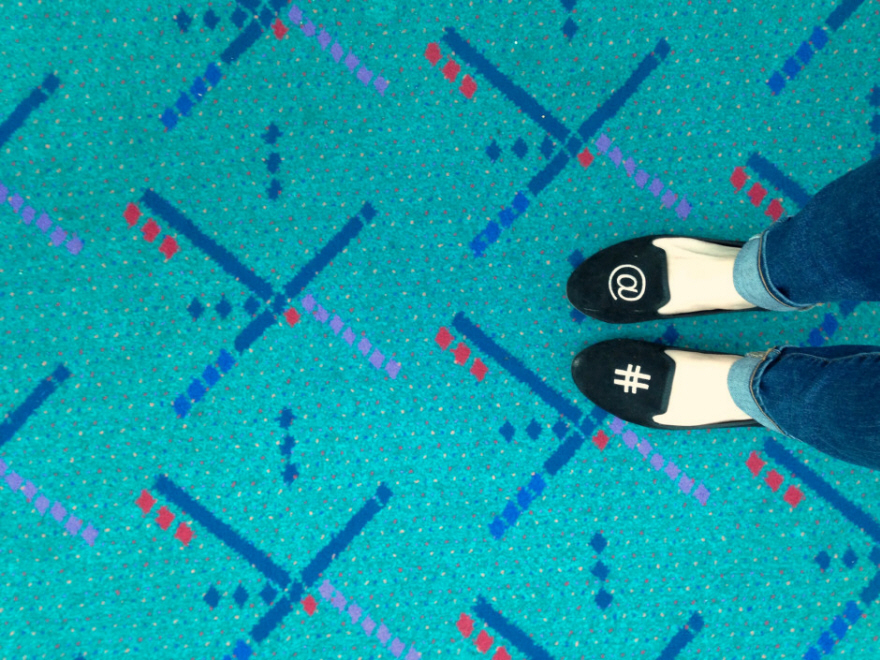 The Ugly Airport Carpet That Spawned A Cottage Industry