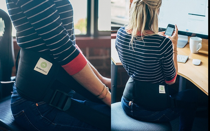 Wearable Ergonomic Device Promises Good Posture