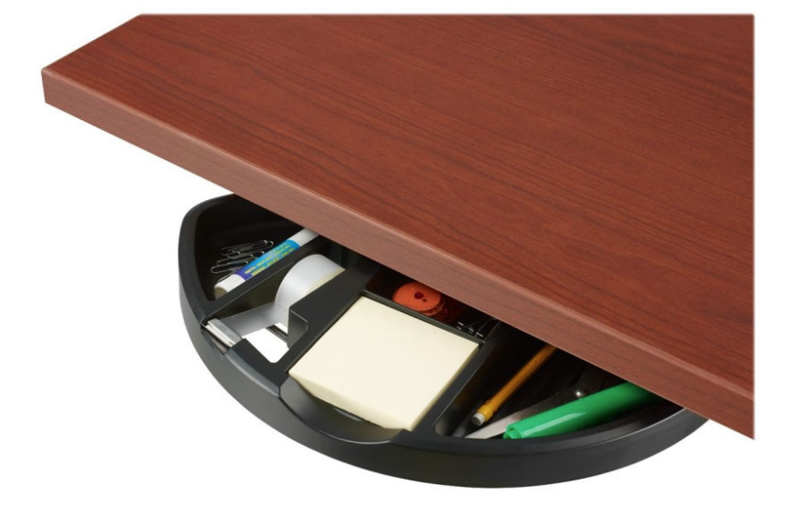 Enter A Caption Optional The Jarvis Desk Also Has An Swivel Pencil Tray