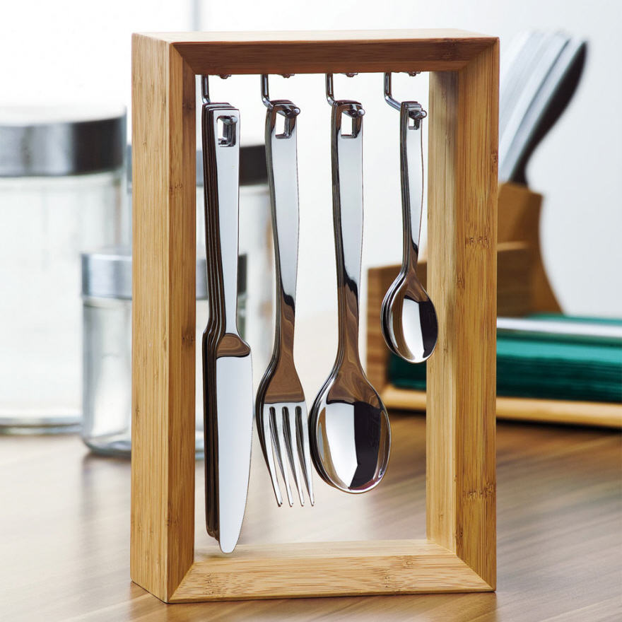 Silverware When There Isn T A Drawer