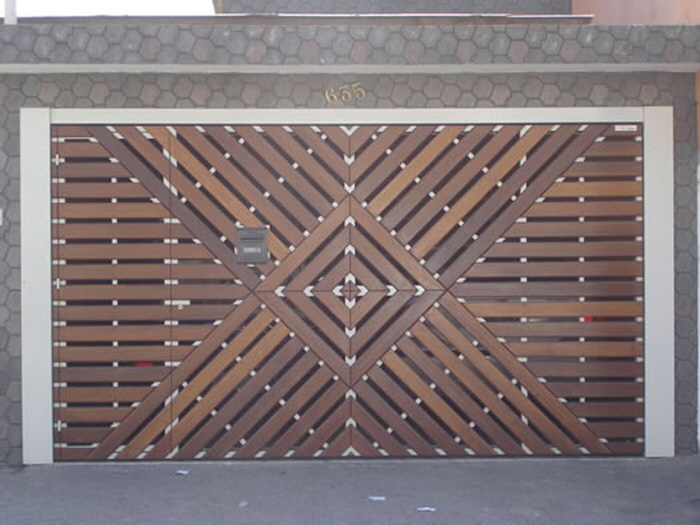 Unusual Door Designs From Brazil Part 2 Garage Doors With Style Core77