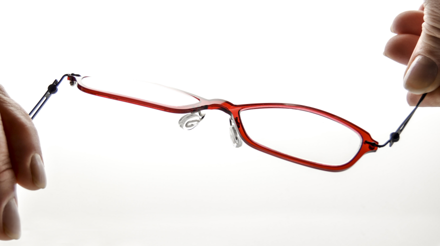 Better, More Flexible Eyeglasses Through Materials Science and ...