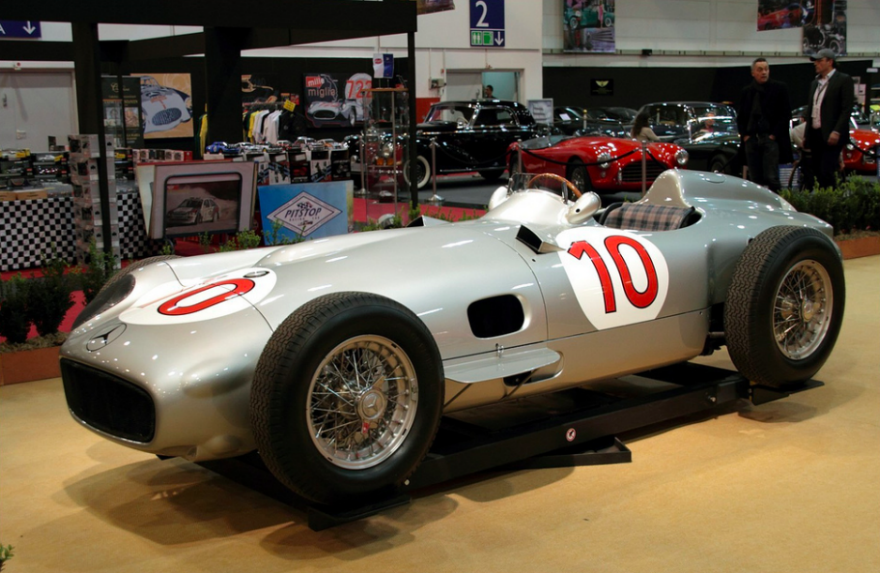 The 5 Most Expensive Vintage Cars Sold at an Auction - Core77