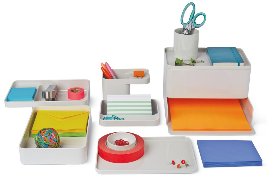 Desk Organizers Revisited