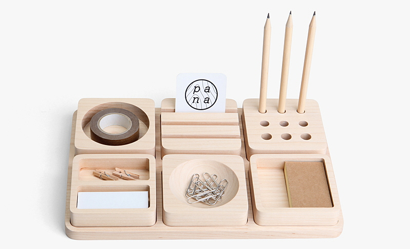 Desk Organizers, Revisited