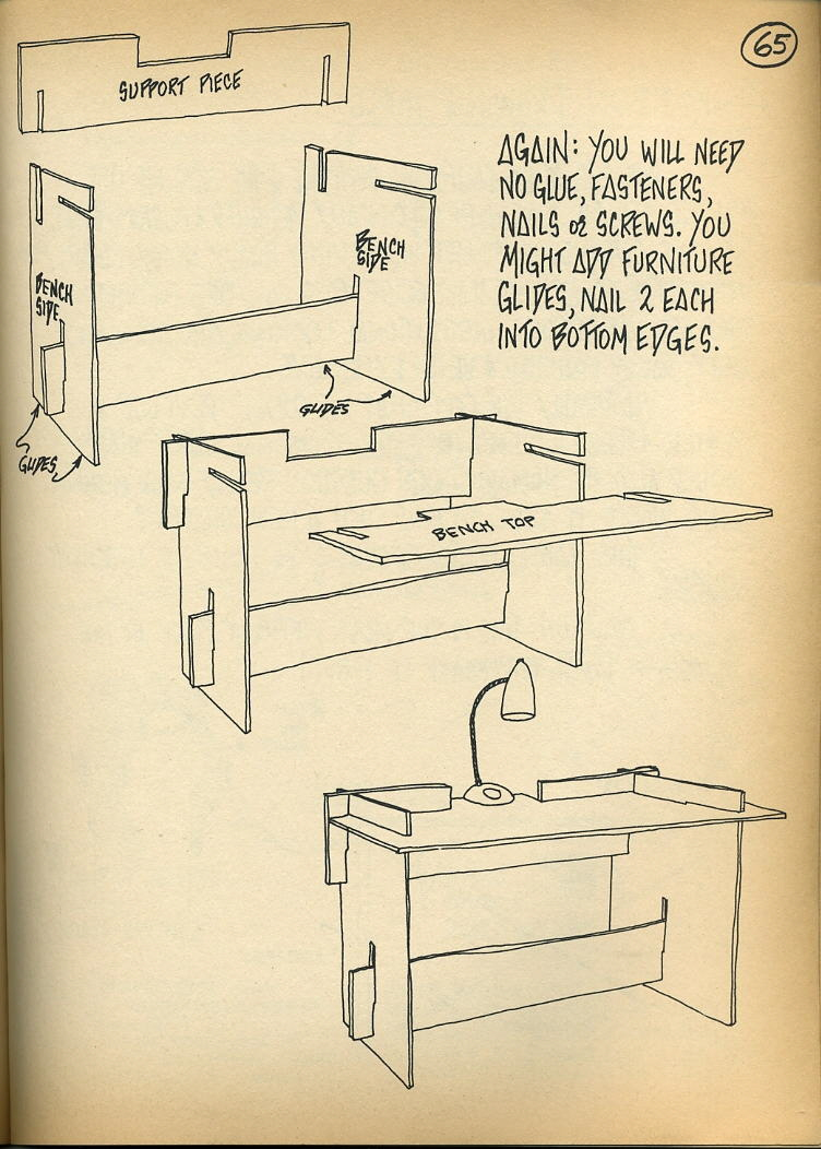 """""""Nomadic Furniture:"""" DIY Designs from the 1970s - Core77"""