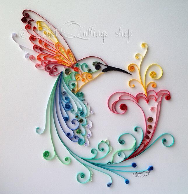 Quilling skills yulia brodskaya 39 s next level paper work - Home design decoro shopping ...