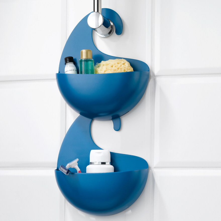 Rub A Dub: 11 Organizers For The Shower   Core77