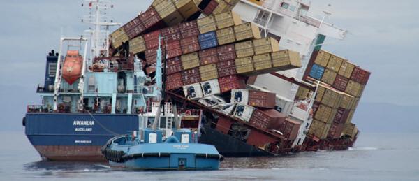When Cargo Ships Fail - Core77