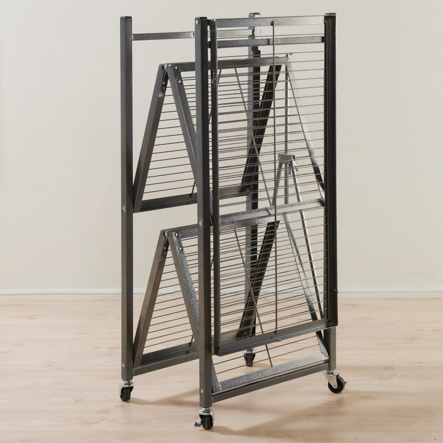 Origami: Folding Racks That Are Super Simple To Assemble