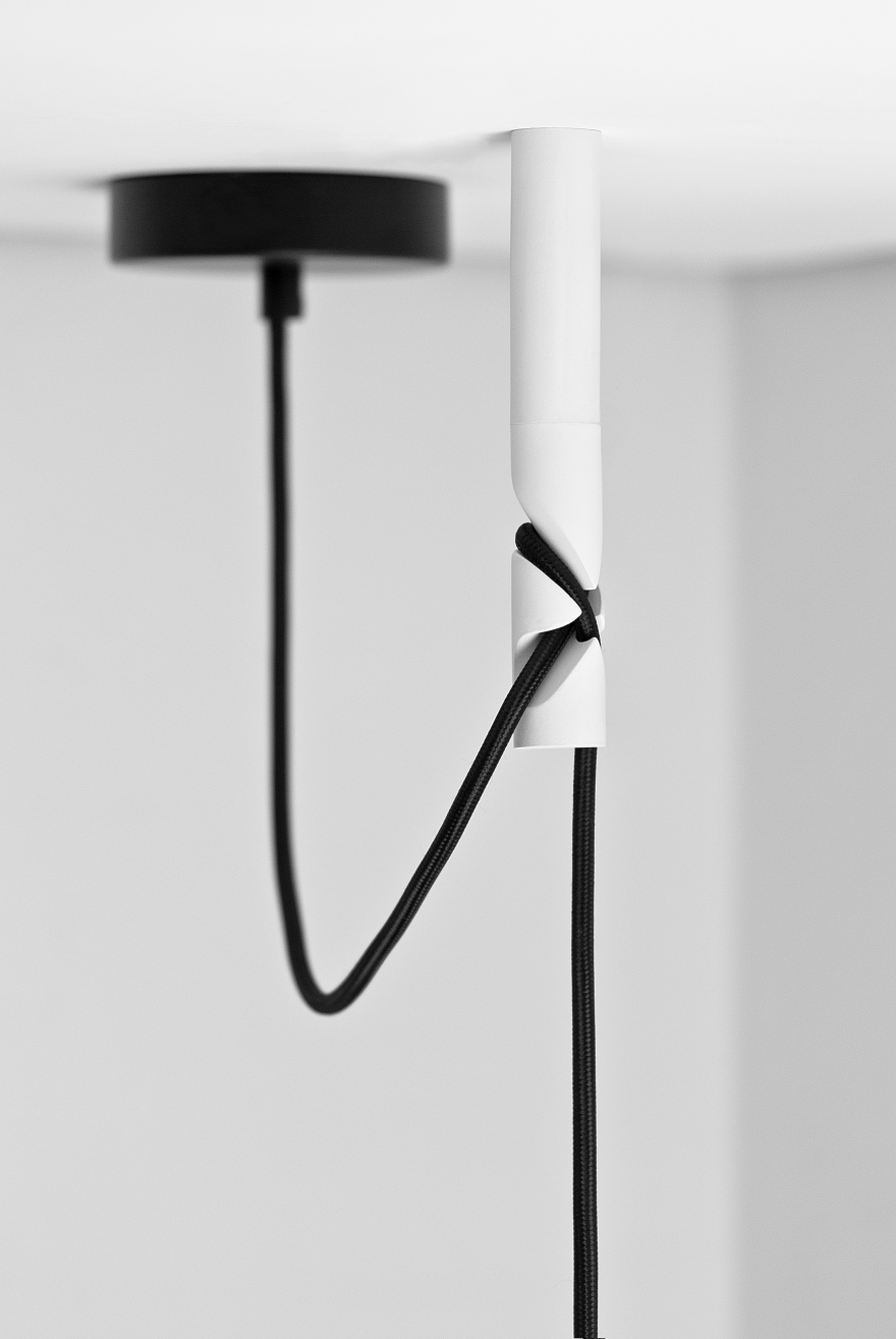 Little Bishop Pendant Light hook - by Hunter & Richards / Core77 ...