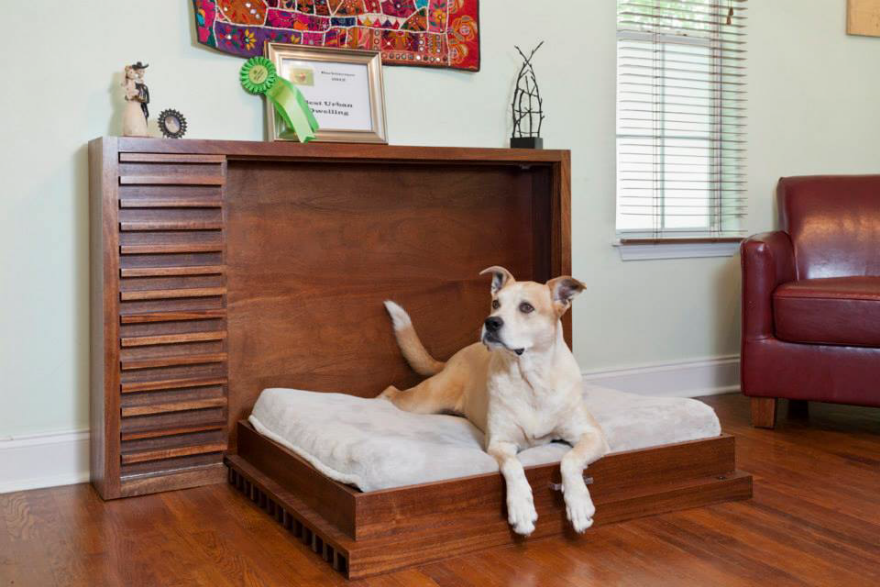 Beau Storage Furniture, Feeders And Toy Organizing Solutions For Pet Owners