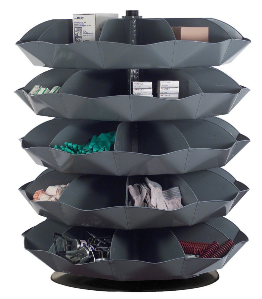 Lazy Susans And More Rotating Storage Solutions   Core77