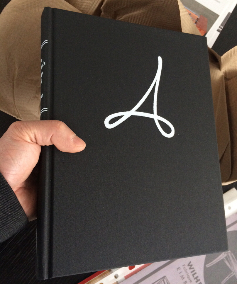 the anarchist s design book and a tiny weapon that doubles as an