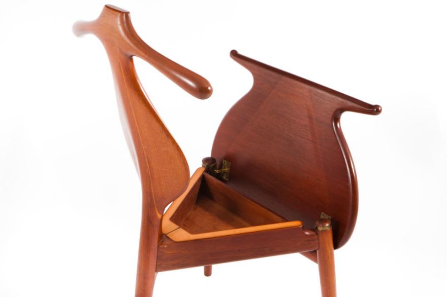 Classic, Practical Furniture Design: Hans Wegneru0027s Valet Chair   Core77