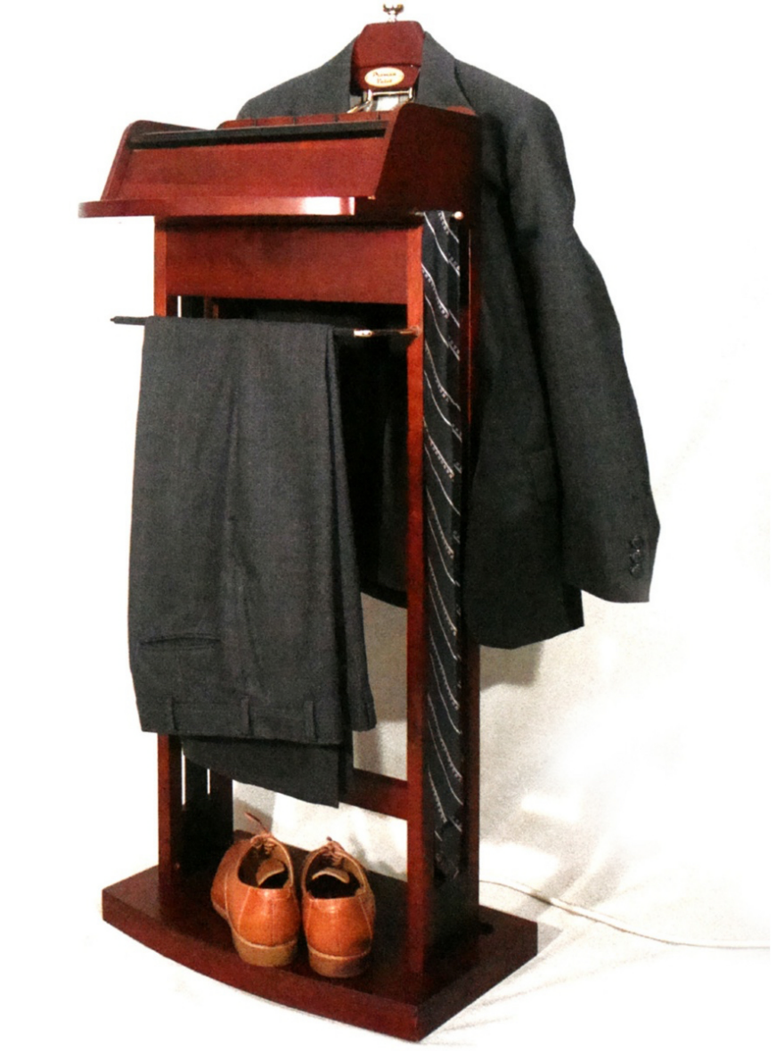 11 Reasons Why Valet Stands Are Better For Clothes Than