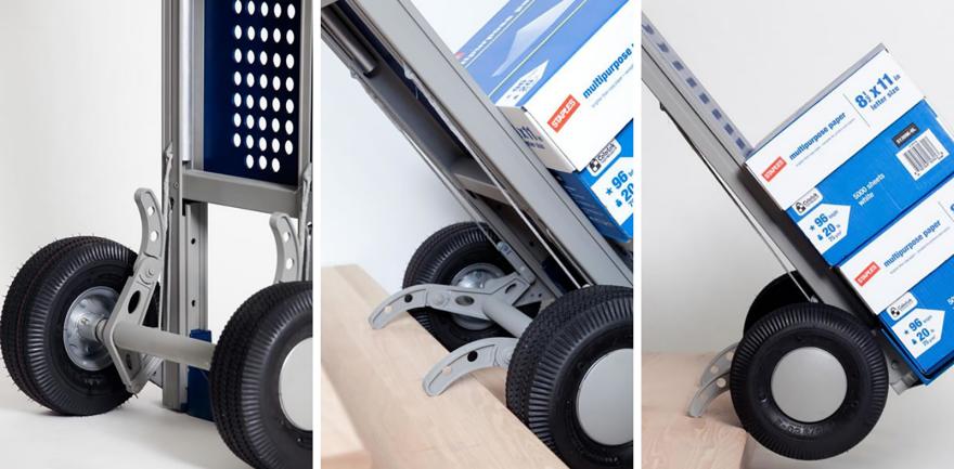 An Even Better Design for a Stair-Climbing Handtruck - Core77