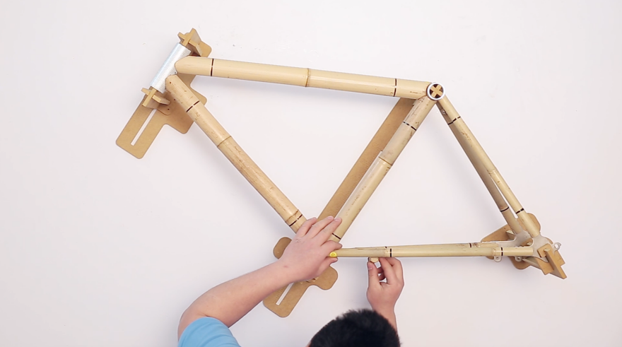 Build A Bamboo Bike In Under 5 Hours - Core77