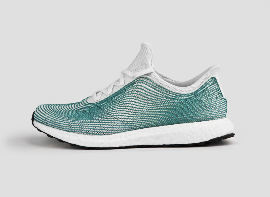 feefdeca1e66 How to Make Sneakers Out of Trash  Designing the Adidas x Parley Ocean Shoe  - Core77
