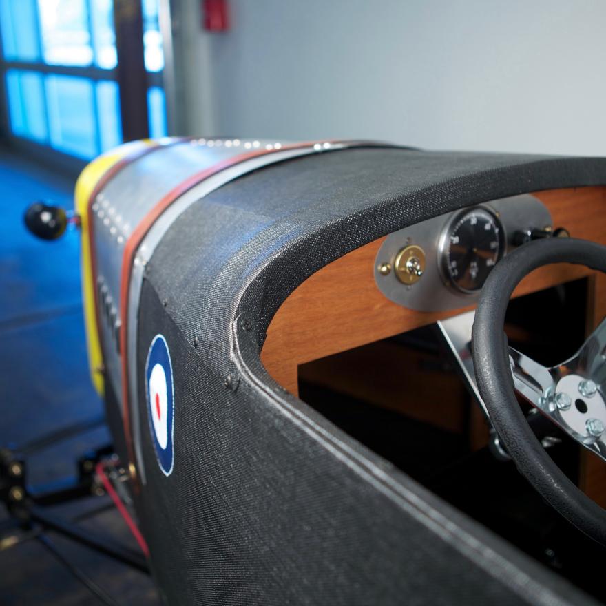 Start Your Engines: Seattle Designer Revives the Art of Go