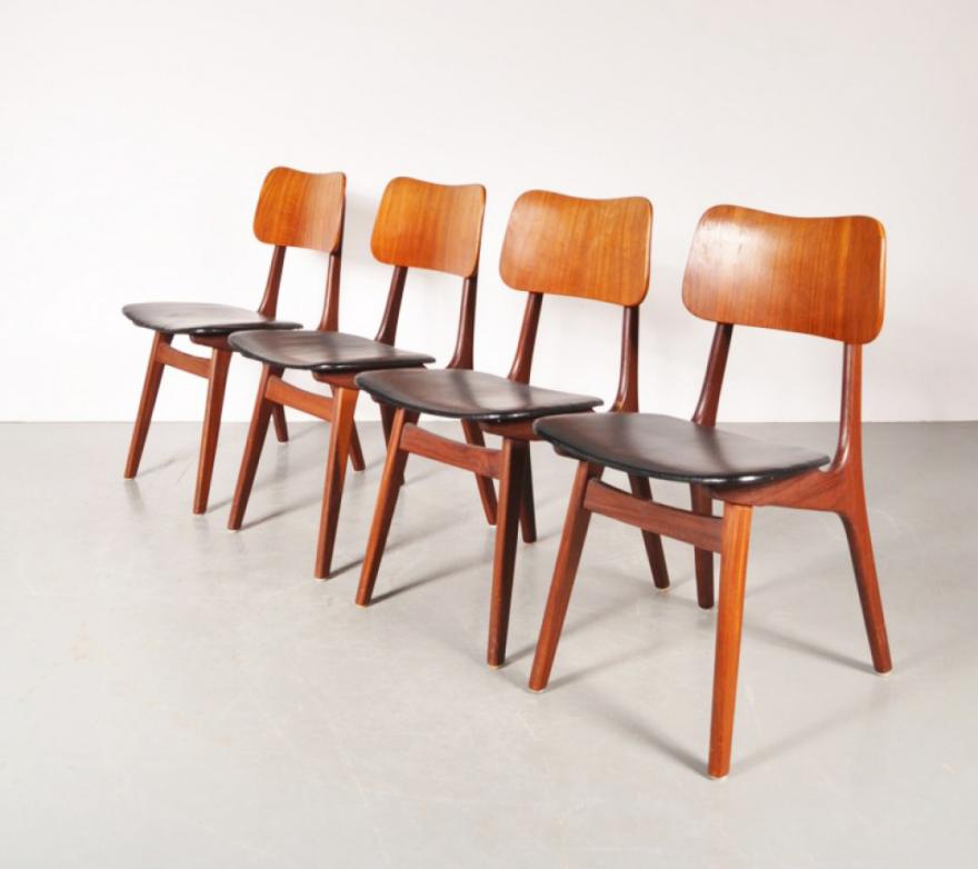 Unsung Danish Modern Design Furniture By Louis Van Teeffelen Core48 Impressive Dutch Design Furniture