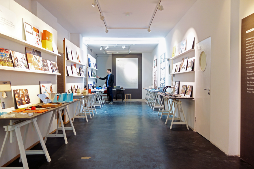 The Map Shop London.Map Shop Presents The Industrial Design Process At London Design