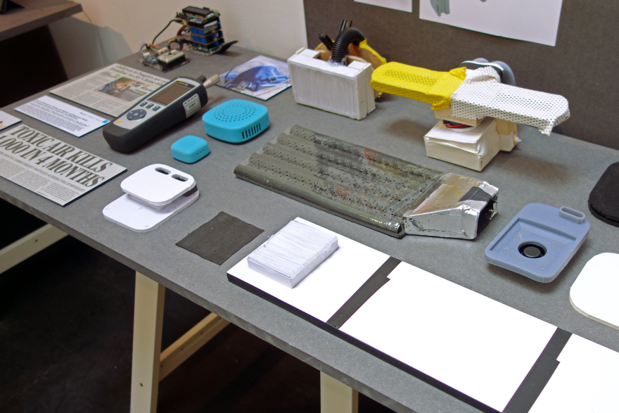 Map Shop Presents the Industrial Design Process at London ...