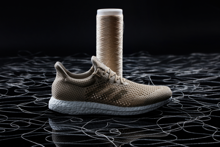 800955bd1e9e adidas Unveils Another Sustainable Sneaker—They Are Spiderman s Dream -  Core77