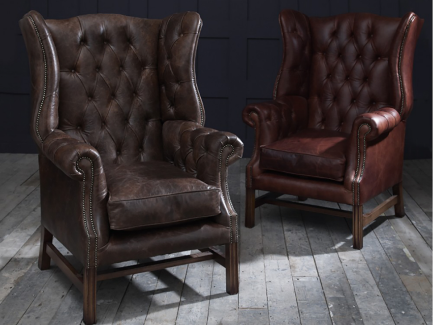 Furniture Design History: Why Do Wingback Chairs Have ...
