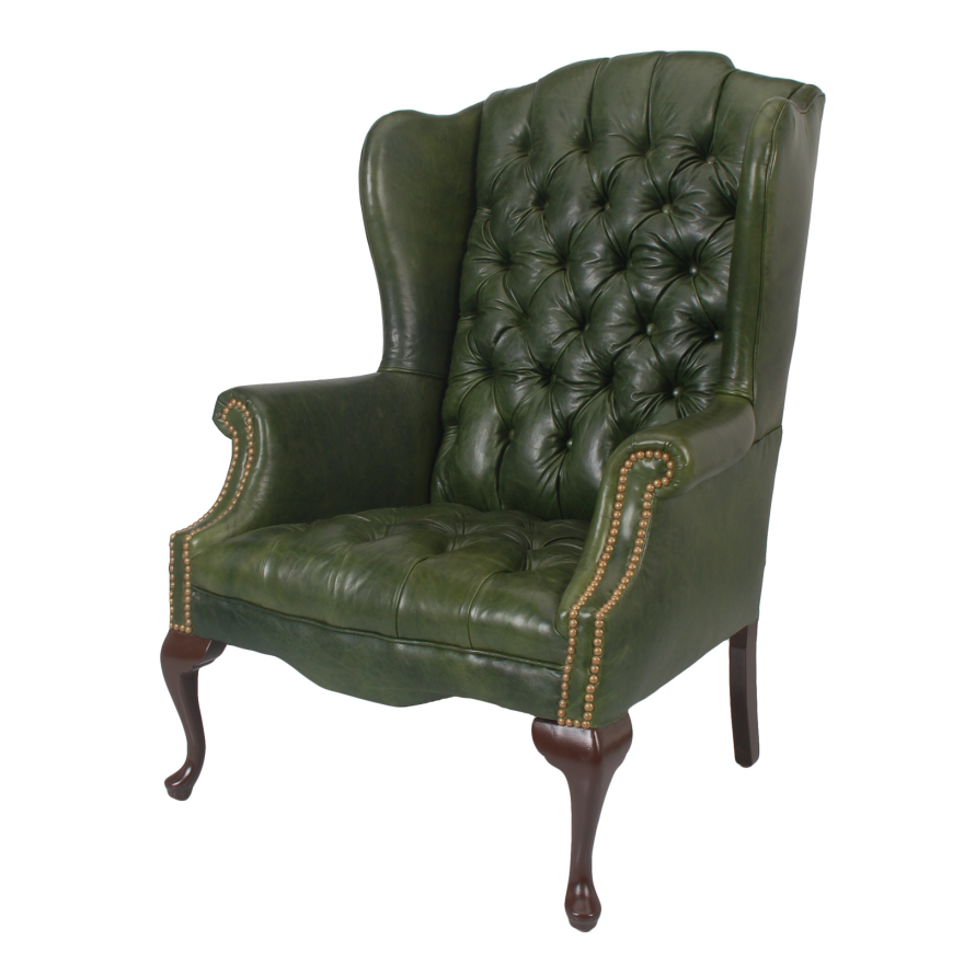 Furniture Design History: Why Do Wingback Chairs Have Wings? - Core77