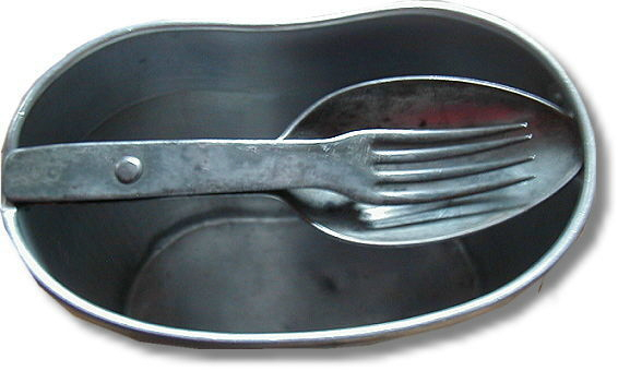 The Nifty Design Features of the German Mess Kit - Core77