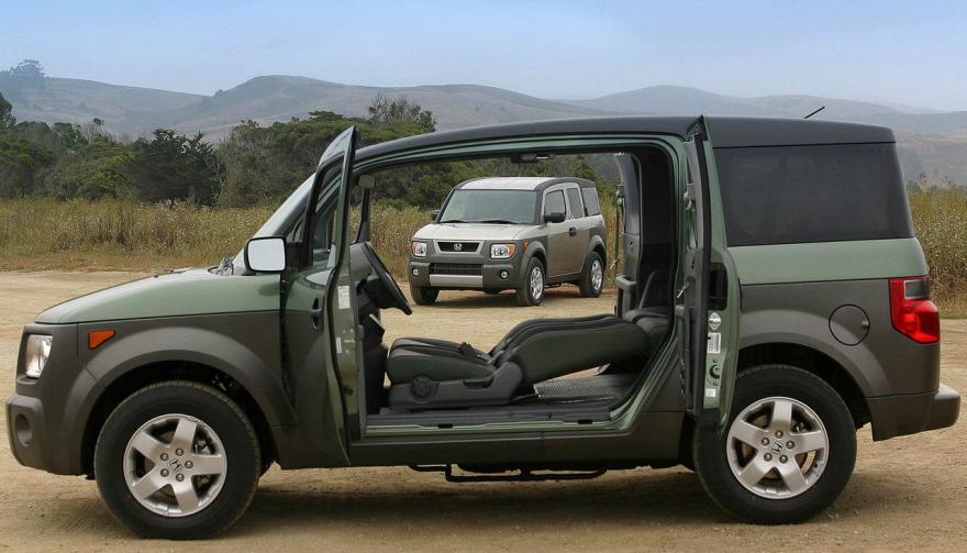 The Honda Elements Unsung Interior Design Brilliance Core77