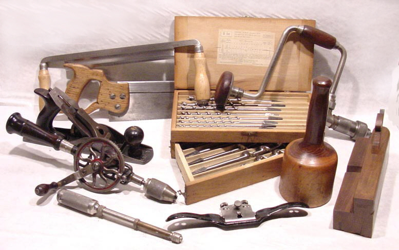 hand tool school #24: where to find vintage hand tools - core77