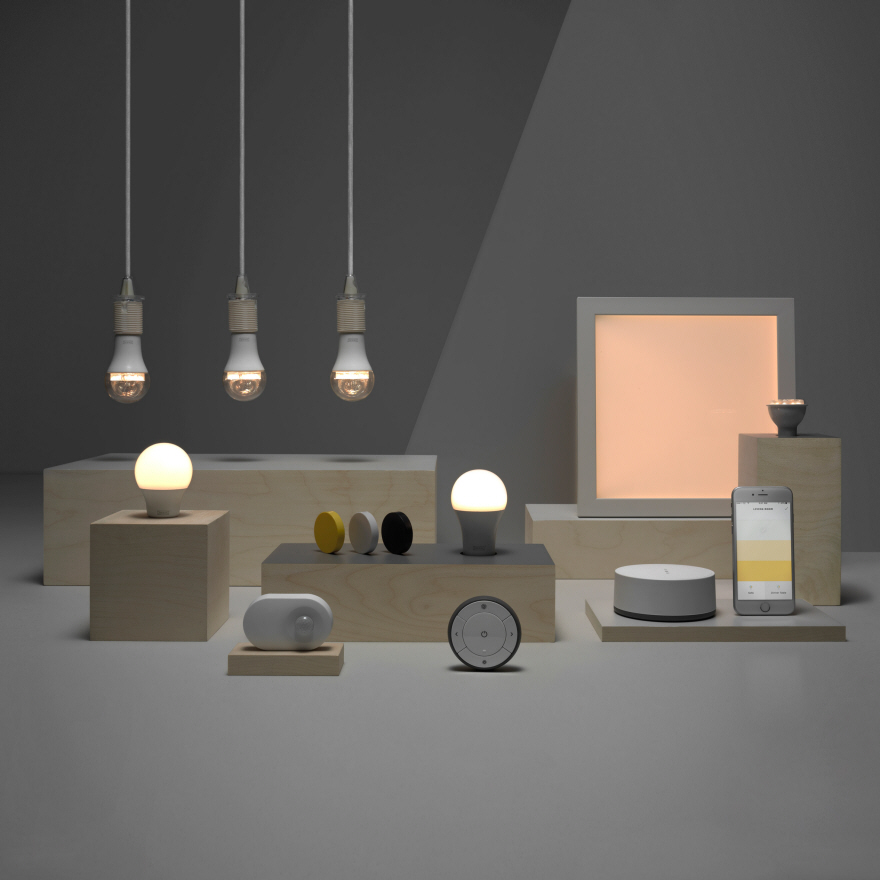 is ikea 39 s disembodied dimmer a more romantic take on smart bulbs core77