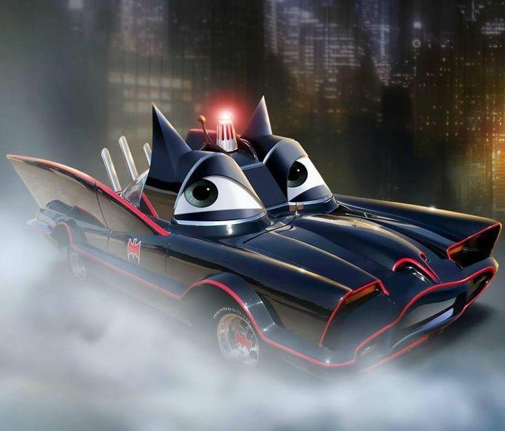 Famous Car Designs, Pixar-ized - Core77