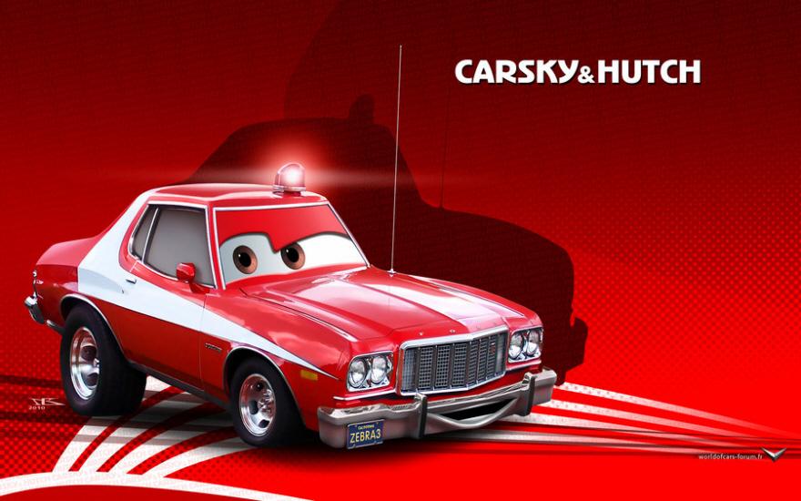 Famous Car Designs Pixar Ized Core77